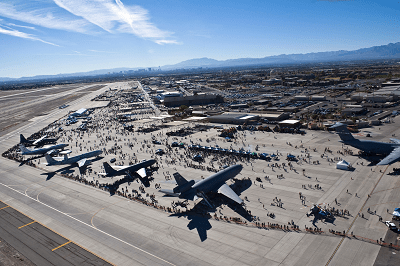 Nellis Air Force Base