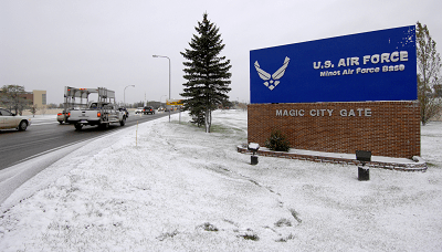 Minot Air Force Base