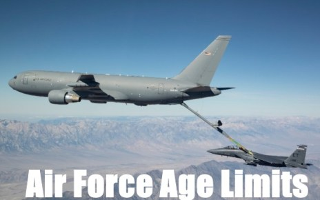 air force age limits
