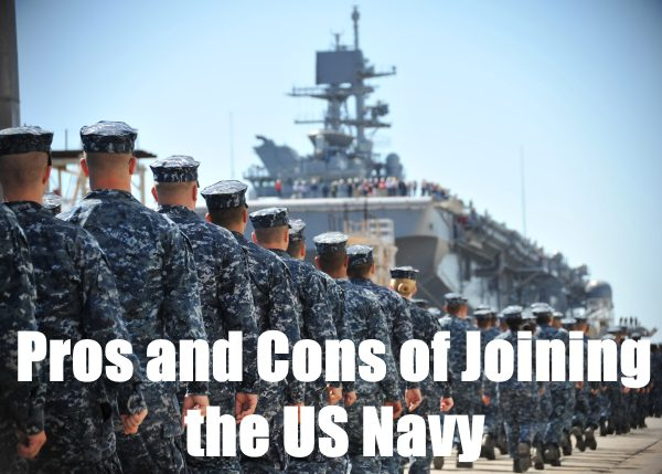 navy pros and cons to consider