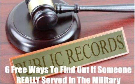 6 free ways to verify military service - find out if someone served in the military