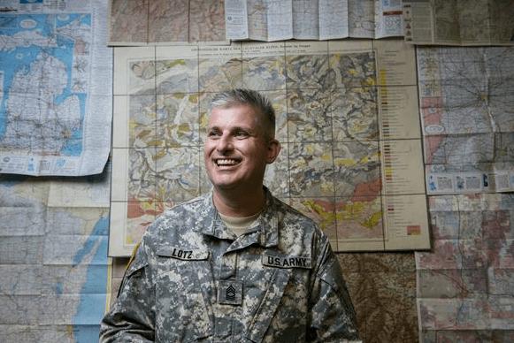 army geospatial intelligence imagery analyst