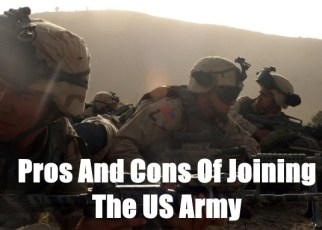 army pros and cons