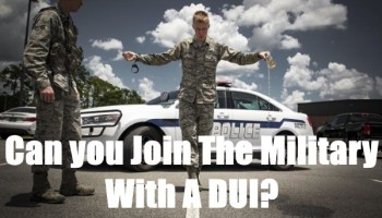 Can You Join The Military With A Felony? Yes, But There's A