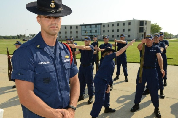 coast guard reserve age limit