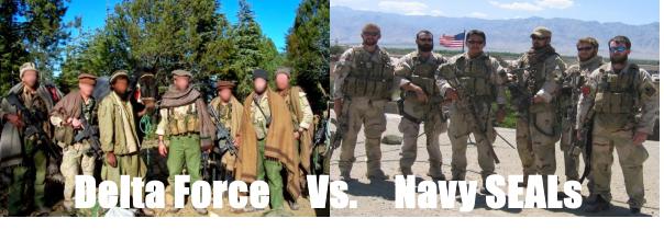 delta force vs navy seals