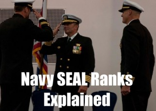 navy seal ranks and pay