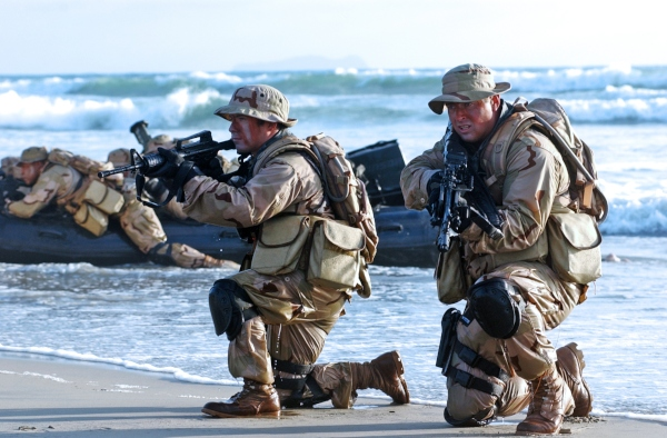 Navy Special Warfare Operator (SO) aka 'Navy SEAL': 2019