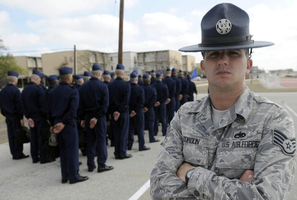 Air Force Grooming Standards: Haircut And Beard Regulations