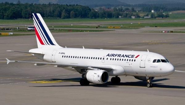 air france military discount