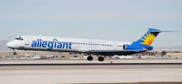 Allegiant Airlines offers numerous benefits to military personnel.