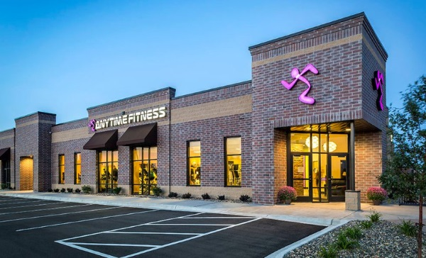 anytime fitness military discount