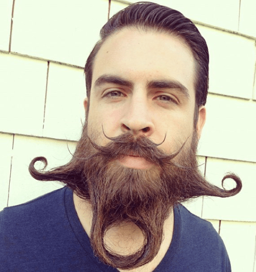 certain beards are prohibited in the army