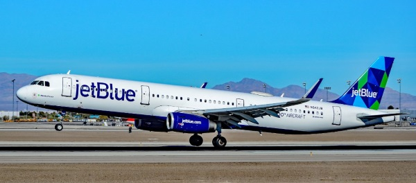 Jetblue offers discounts, free checked bags for select members, and more.