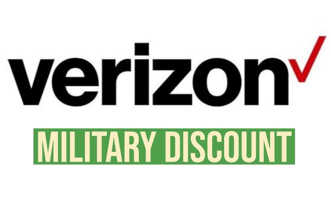 verizon military discount