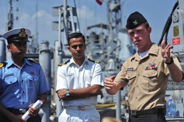 navy mineman