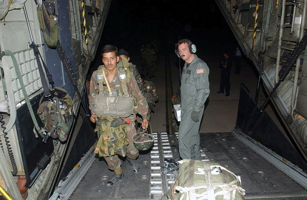 Air Force Aircraft Loadmaster (1A231): 2019 Career Details