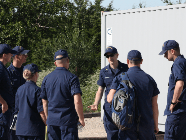 Container Inspection Training USCG