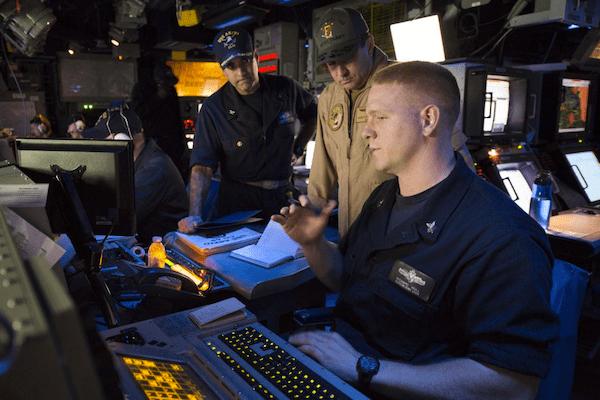 navy intelligence specialist (IS)