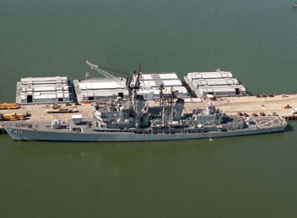 Naval Weapons Station Yorktown