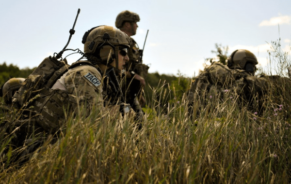 air force tacp is considered a special ops job
