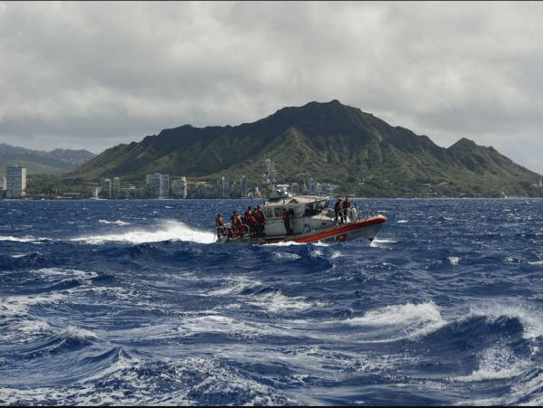 USCG ISC Honolulu