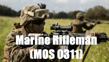 Marine Machine Gunner (MOS 0331): 2019 Career Details