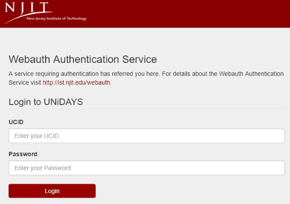 njit authentication service