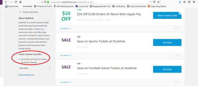 StubHub Military Discount: 5 Coupon And Discount Code Options