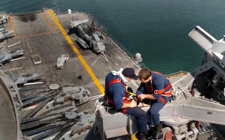 navy electronics technician