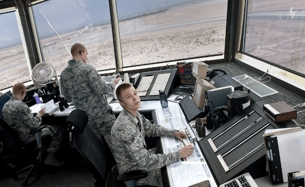 air force air traffic controller - 1c1x1
