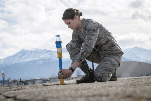 air force airfield management