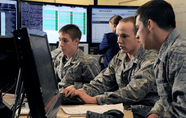 air force cyber security - air force academy cadets