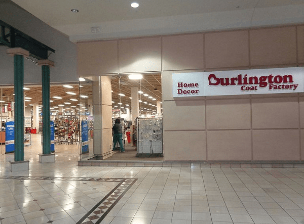 burlington coat factory military discount