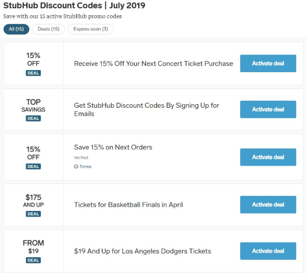 Popular Barry's Tickets Service Coupon Codes