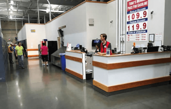 costco military membership signup