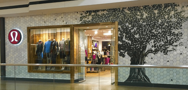 lululemon military discount