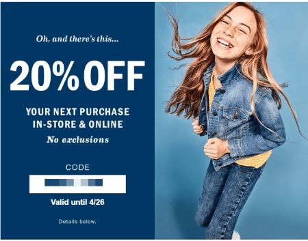 old navy military discount code