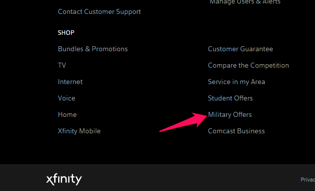 Xfinity Military Discount: Get A $100 Prepaid Card + $25 Coupon