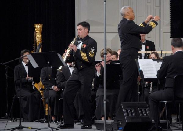 navy music