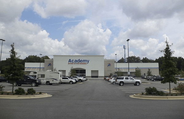 academy sports and outdoors military discount