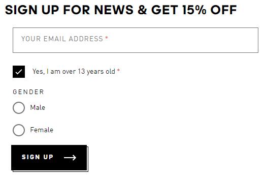 adidas coupon code september 2018