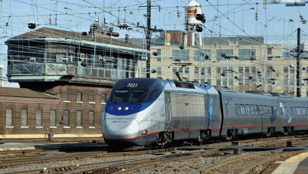 amtrak military discount
