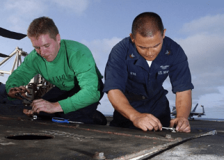aviation support equipment technician - navy rate as