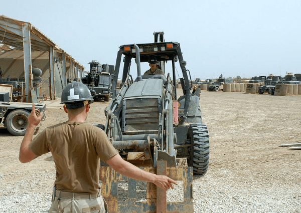 equipment operator - seabees
