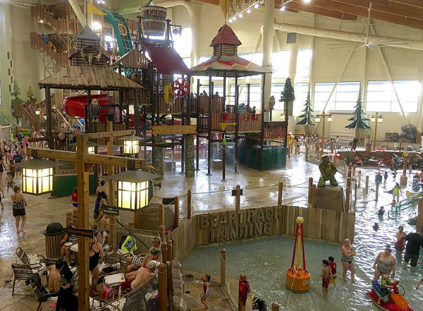Great Wolf Lodge Military Discount: 30% Off Select Rooms