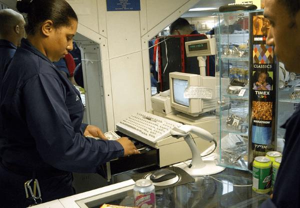 navy ship's serviceman - sh rate