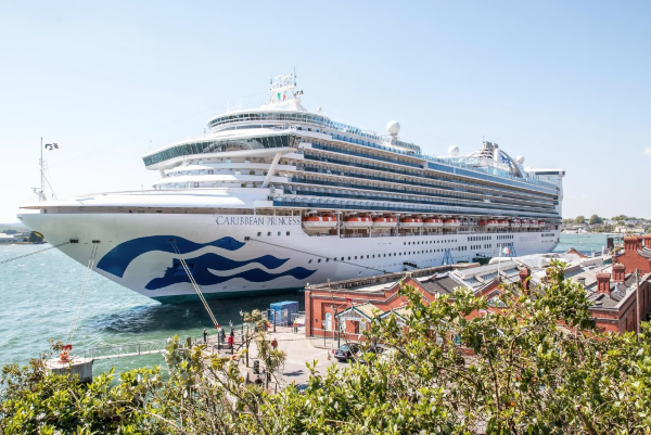 princess cruises military discount