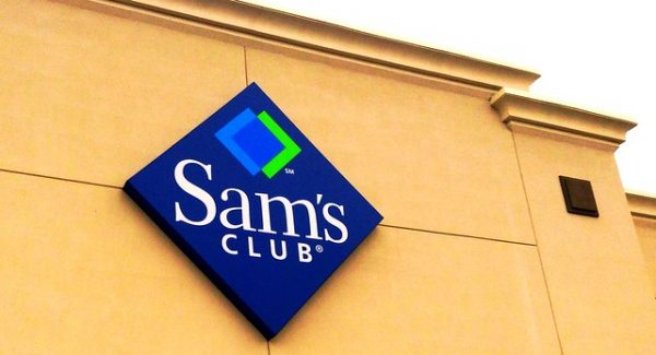 sams club military discount