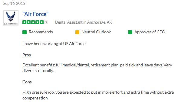 AF Dental Assistant